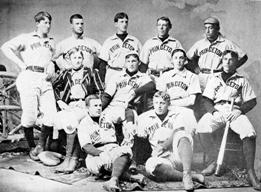 Princeton Baseball Team