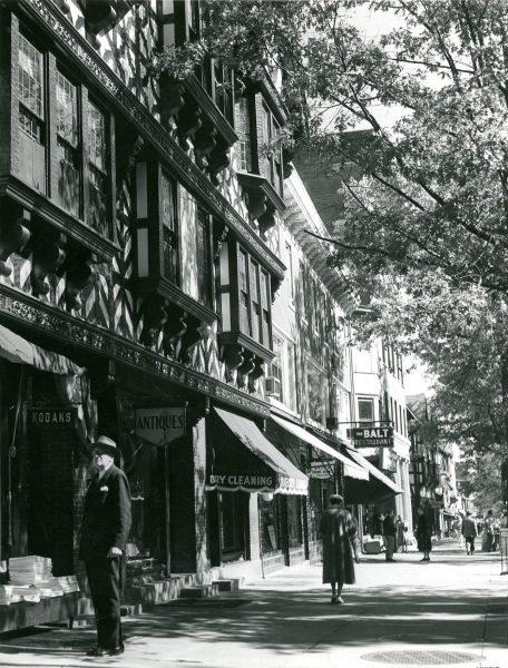 Nassau Street ca. 1930