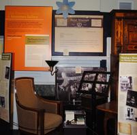 Einstein Salon and Innovators Gallery